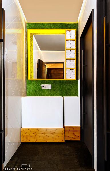 צילום עיצוב פנים: מסעדת ריבר חולון. עיצוב פנים: וי-סטודיו אדריכלים