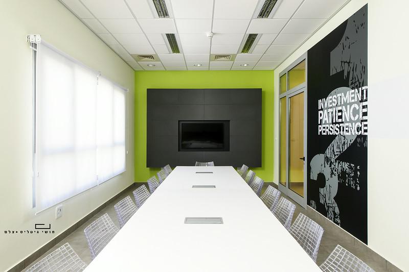 צילום אדריכלות: מרכז כיוונים, אשדוד. אדריכלות: גיל מינסטר אדריכלים. עיצוב פנים: ישראלביץ אדריכלים
