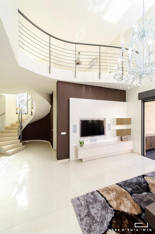 צילום אדירכלות: בית בקרית-אתא. אדריכלות: בלה שטיינברג