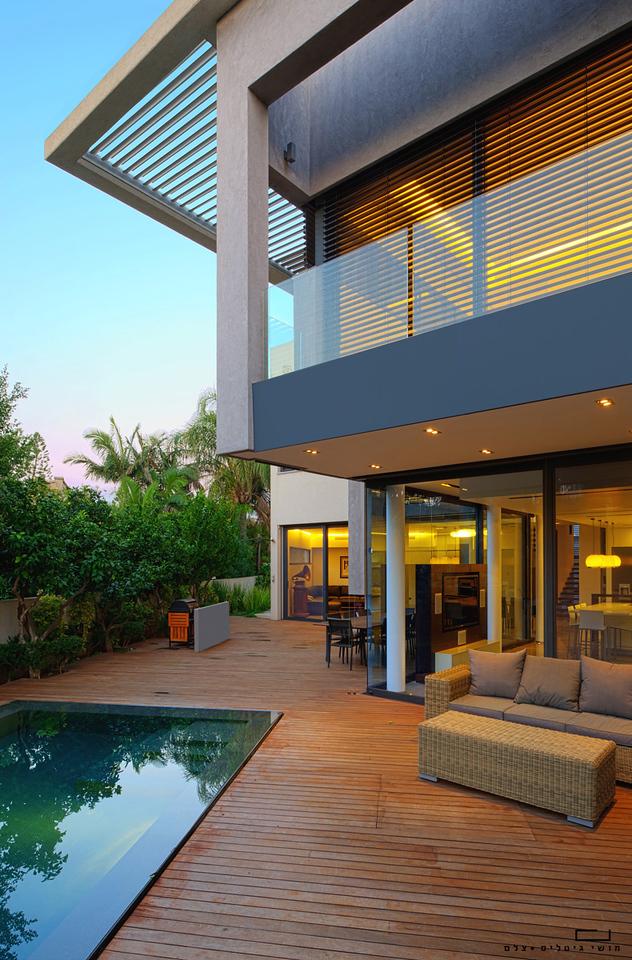 צילום אדריכלות: בית ברעננה. אדריכלות: רון אביב אדריכלים