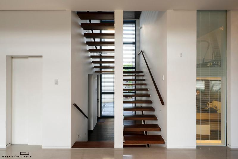 בית באזור השרון. אדריכלות: רון אביב אדריכלים