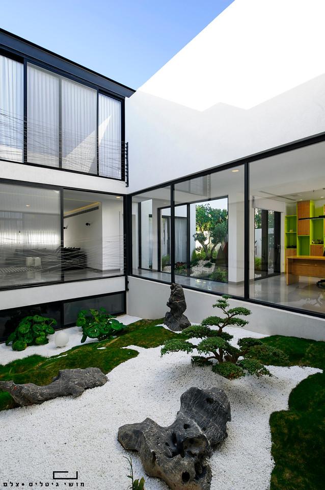 צילום אדריכלות: בית בקיסריה. אדריכלות: וי-סטודיו אדריכלים