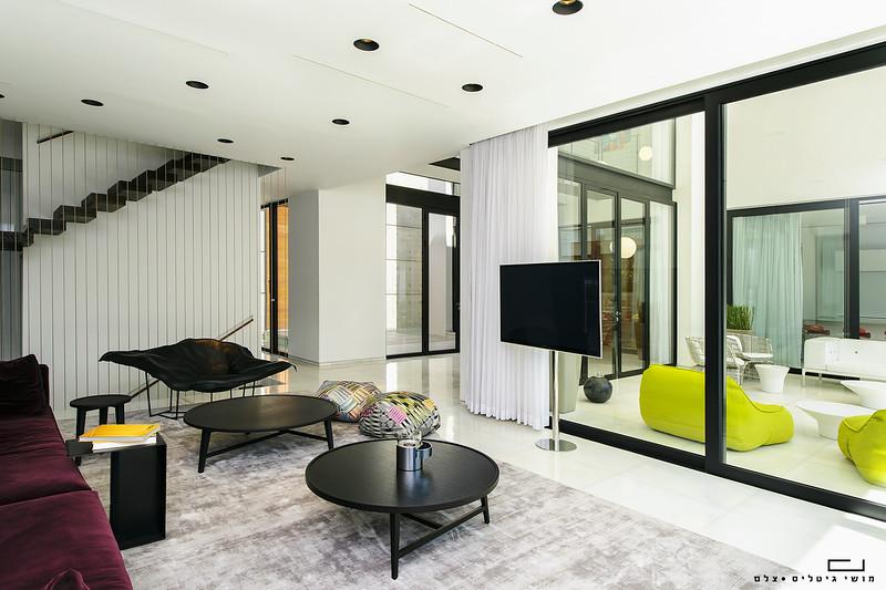 צילום אדריכלות: בית בסביון. אדריכלות: וי-סטודיו אדריכלים