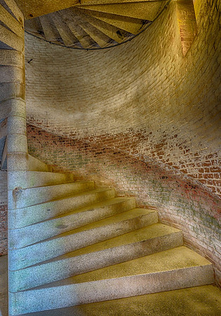 Fort Point Stairwell
