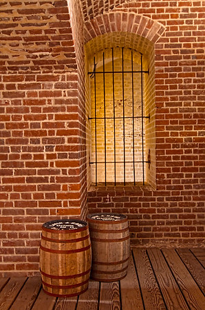 Fort Point Gunpowder Room