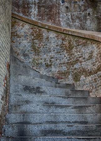 Alcatraz Stairway
