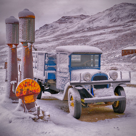 Bodie Truck and Shell Station