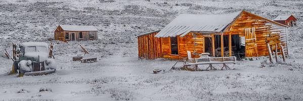 Snowy Bodie