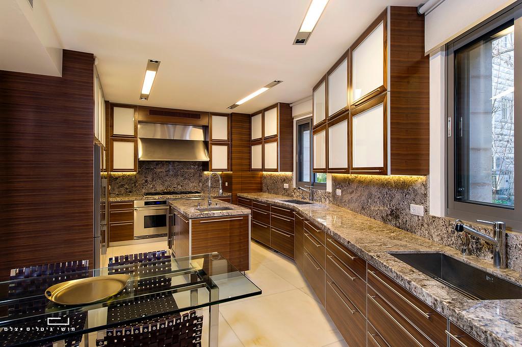 צילום מטבח עבור גיא רז