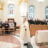 Fr. Columba Kelly, OSB, 87, a monk and priest of Saint Meinrad Archabbey, St. Meinrad, IN, died on June 9, 2018, at the monastery. He was a jubilarian both of profession and priesthood.<br /> <br /> The funeral Mass for Fr. Columba was held on June 13, 2018 in the Archabbey Church, with burial in the Archabbey Cemetery immediately after.
