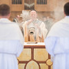 Br. Kolbe Wolniakowski, OSB, professed solemn vows as a Benedictine monk of Saint Meinrad Archabbey in a ceremony on August 15, 2019, in the Archabbey Church at St. Meinrad, IN.
