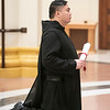 On Monday, January 20, 2020, Nov. Dennis Reyes made his first profession as a Benedictine monk of Saint Meinrad Archabbey. He is now called Br. Michael.