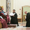 Novice Joseph Wagner professed his temporary vows as a Benedictine monk in a ceremony on January 20, 2018, at Saint Meinrad Archabbey, St. Meinrad, IN.<br />  <br /> He has completed his novitiate, a year of prayer and study of the Benedictine way of life. As is the custom during the profession of vows, he chose a religious name. Novice Joseph is now Br. Stanley.