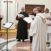 The Benedictine  monks at Saint Meinrad Archabbey in St. Meinrad, IN, celebrated the priesthood ordination jubilees of six of their confreres on May 26, 2019.<br /> <br /> Honored were Fr. Vinvent Tobin, Fr. Augustine Davis and Fr. Lambert Reilly, 60 years; Fr. Eugene Hensell and Fr. Raymond Studzinski, 50 years; and Fr. Godfrey Mullen, 25 years.