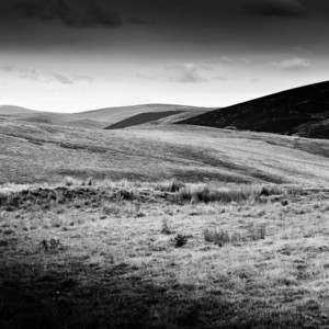 Figure 8. The northern sublime: the Roman remains at Chew Green (Ad Fines), Upper Coquetdale, Northumberland.