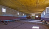 Interior of the dance hall. The bandstand is at the opposite end. With such a large capacity, one can imagine things could get downright rowdy!