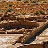 A large Pueblo Bonito kiva.