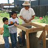 August 3, 2011<br /> <br /> Some of our youngest archaeologists learning the ropes