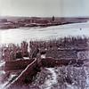Photo of Zuni Pueblo when the river still flowed, which an up-stream dam has eliminated.