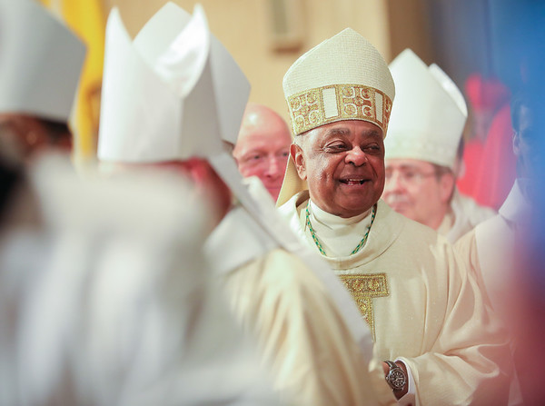 Archbishop Gregory's Installation