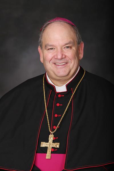 Archbishop Hebda Official Portrait