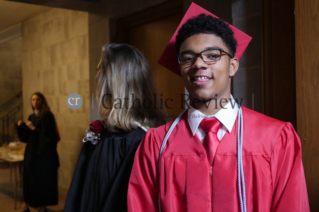 Archbishop Spalding High School Graduation 2015