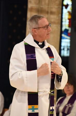 Archdeacon Martin Farewell Eucharist
