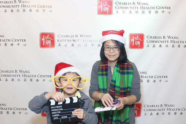 Community Health Center Hoilday Party