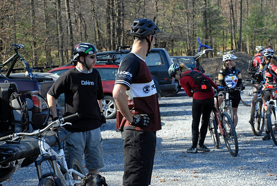 MTB Ride November 8, 2009