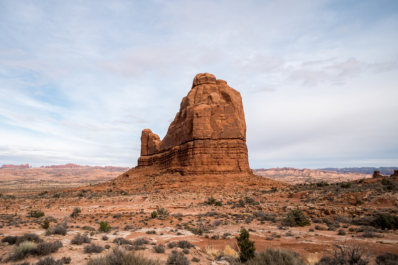 Saturday 6 December - Arches National Park