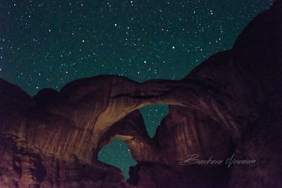 Double Arch Night
