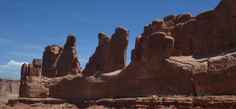 Park Street, Arches National Park