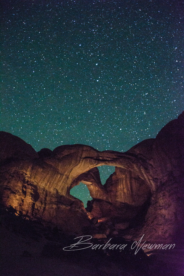 Double Arch Starlight