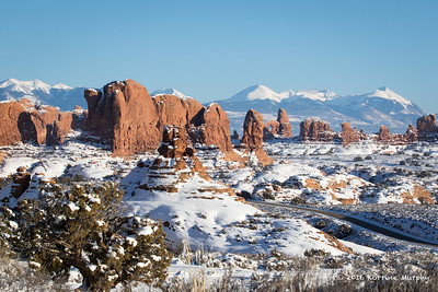 Where Spirits Rest,  Arches National Park