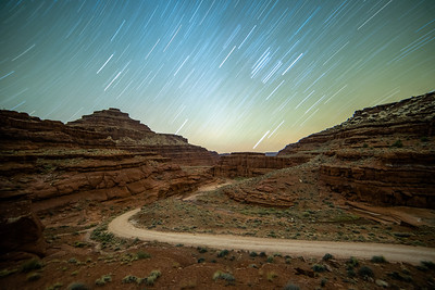 Canyonlands at Night
