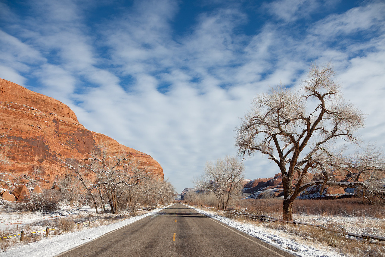 Highway 279 - West of Moab
