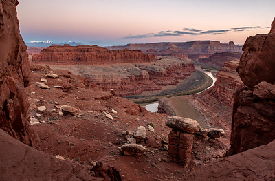 Canyonlands at Dusk