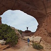 Broken Arch, Arches National Park, Moab UT