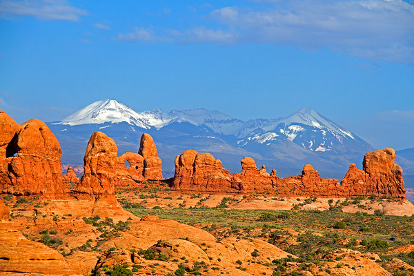 Garden of Eden, Arches National Park