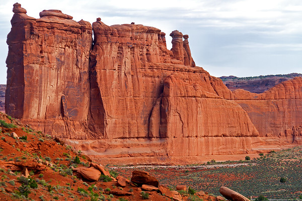 The Tower of Babel, Arches National Park