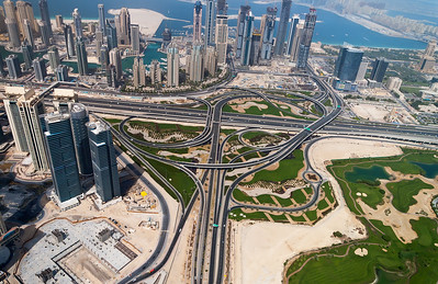 4th Interchange Sheik Zayed Road