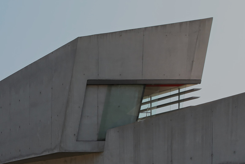 Fire Station - Zaha Hadid  1993