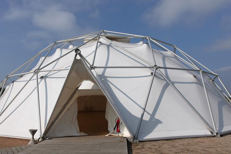 Dome after Richard Buckminster Fuller 1975/2000