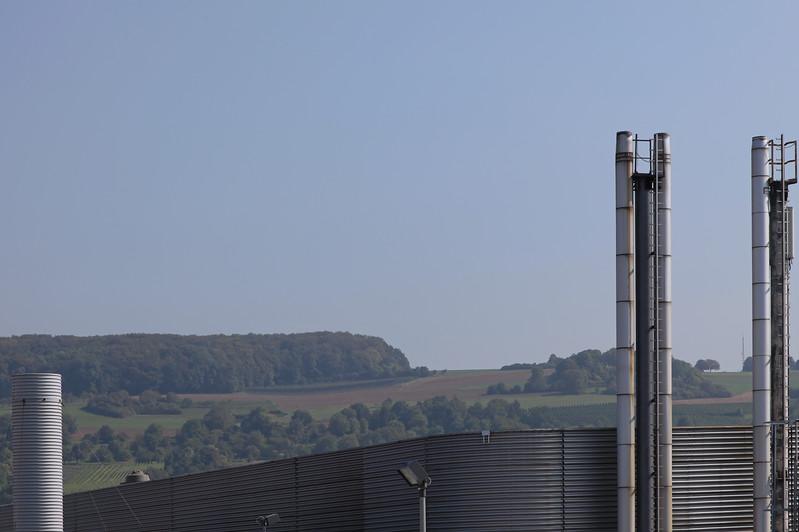Factory Buildings - Nicholas Grimshaw