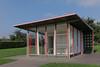 Petrol Station - Jean Prouvé, ca. 1953/2003