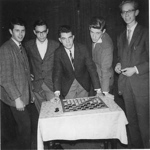 '60 nov 1  Leroy, vd Star, vd Velde, Ivens, Lindemans