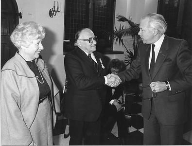 16 okt '73  Aad Ivens, voorzitter organisatiecommite