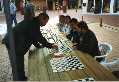 '99 Velp, simultaan door H Wiersma