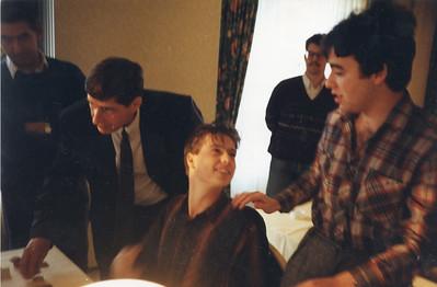 13 dec '91  Fred Ivens, Fred de Koning, Alexander Schwartzman