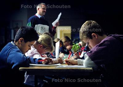 HC - CLEYN WASSENAERS DICTEE 2003 - WASSENAAR 9 APRIL 2003 - FOTO: NICO SCHOUTEN